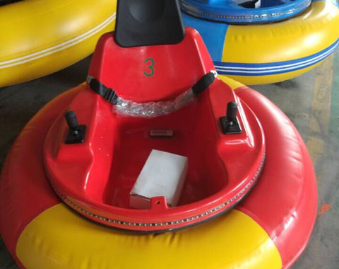 Small Kids Inflatable Bumper Car For Sale Indonesia - Beston Rides