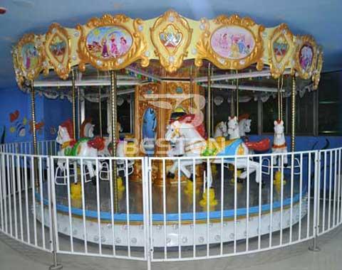 Beston Carousel Rides for Sale