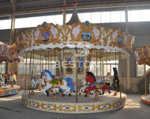 New Carousel Rides for Sale