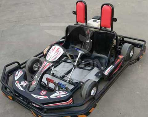Two Seat Go Karts from Beston