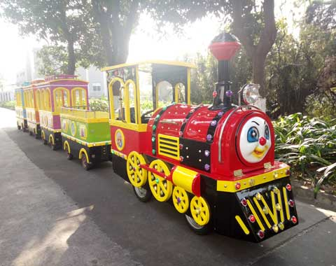 Kids Trackless Trains