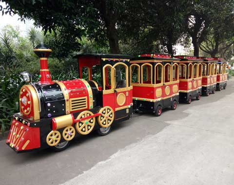 Beston New Trackless Train for Sale