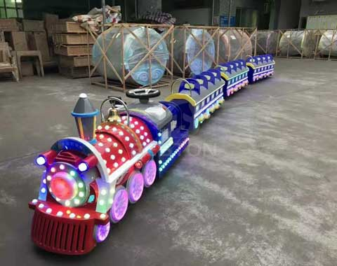 Mini Train Rides for Sale from Beston