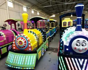 Beston New Amusement Trains for Sale