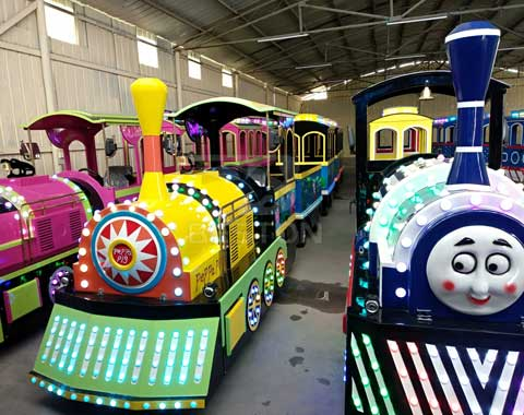 Beston New Amusement Trains for Sale