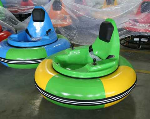 Adults Inflatable Electric Bumper Cars