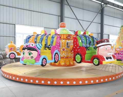 Beston Kiddie Carnival Rides