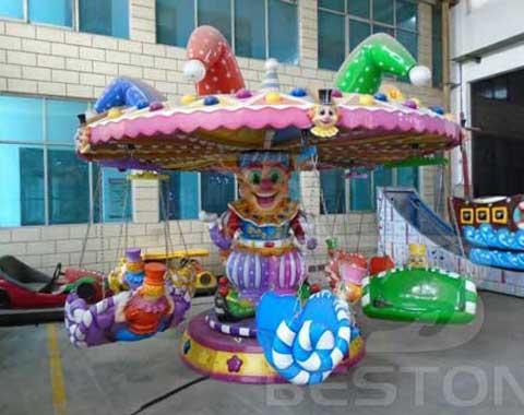 Clown Swing Rides